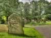 The Graveyard. Church of St. Thomas, Stockton Heath.