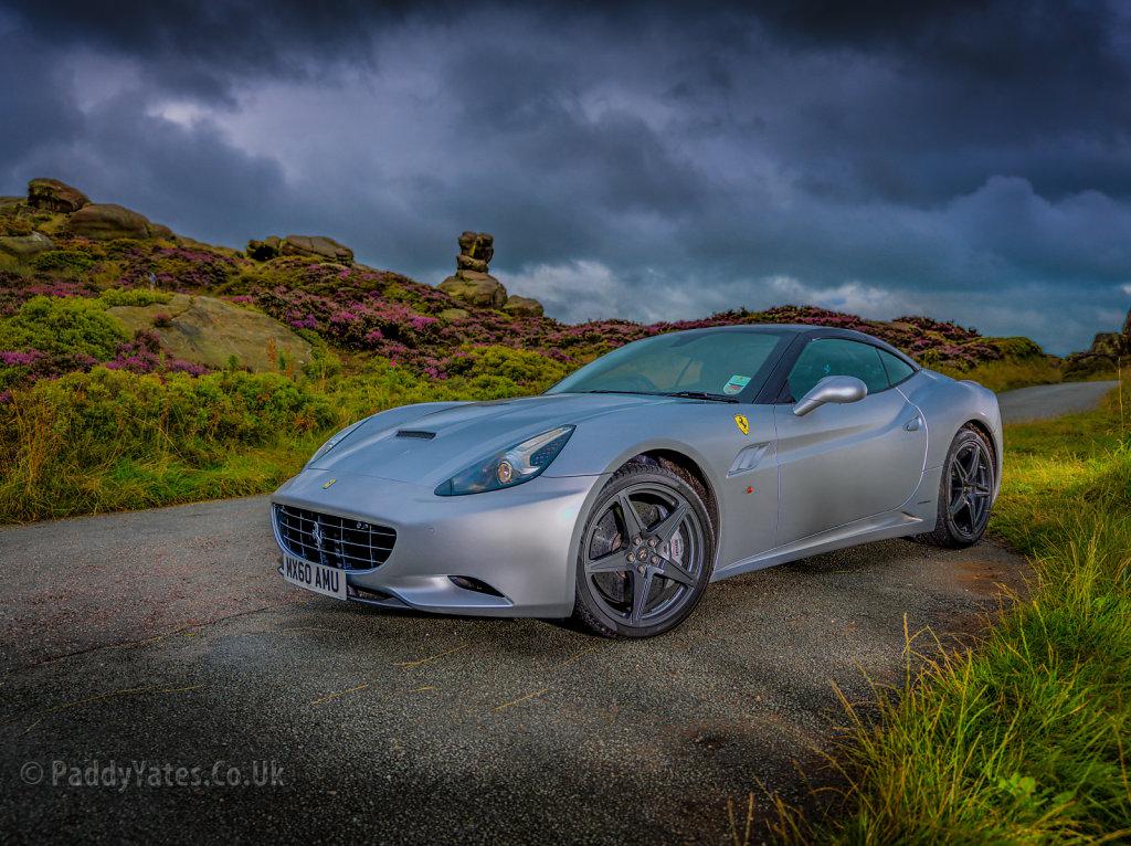 Ferrari California, 1